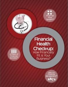 Financial Health checkup