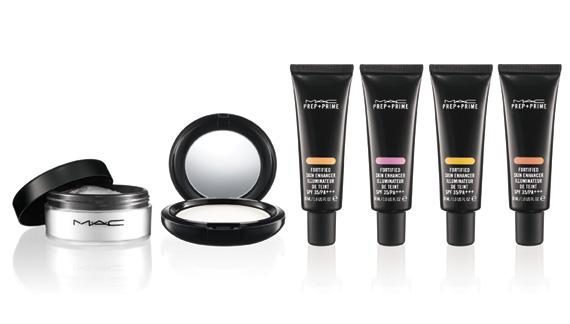 MAC Turquatic, Prime Focus, Seasonally Supreme & Opulash Optimum Black