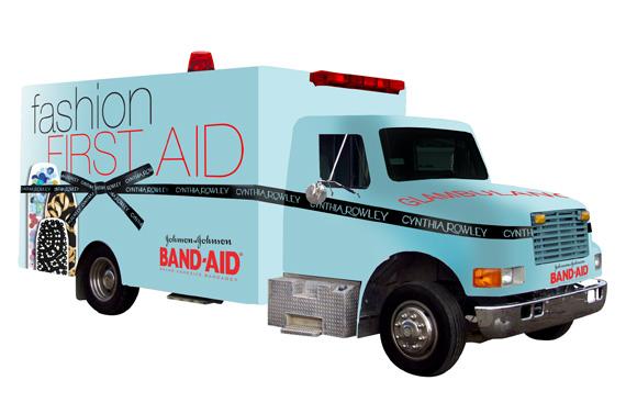 BAND AID Brand by Cynthia Rowley Spring 2012