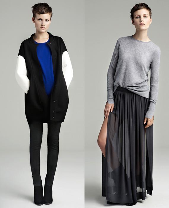 Zara Woman September 2011 Lookbook