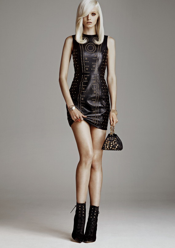Versace for H&M Womens Lookbook