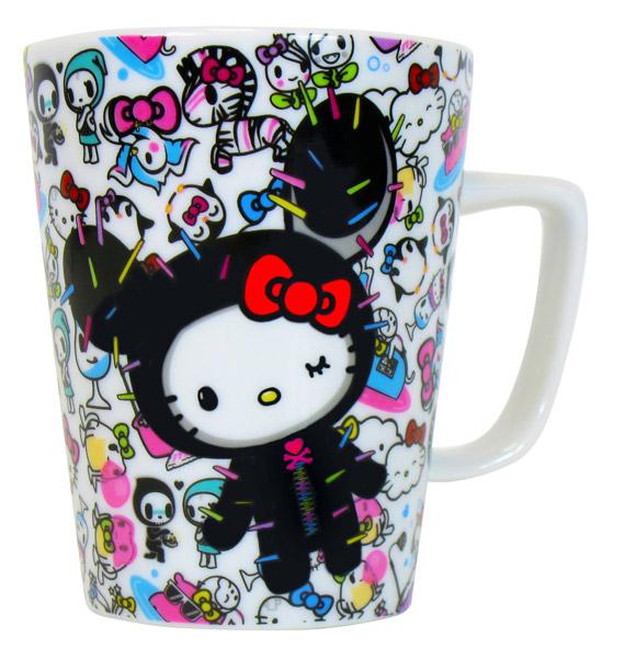 tokidoki & Nooka for Hello Kitty