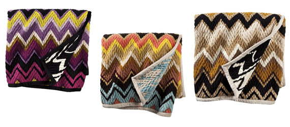 Missoni for Target Throw   back in stock!