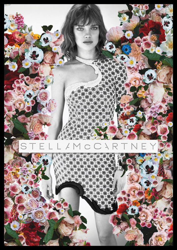 Stella McCartney Summer 2012 Ad Campaign