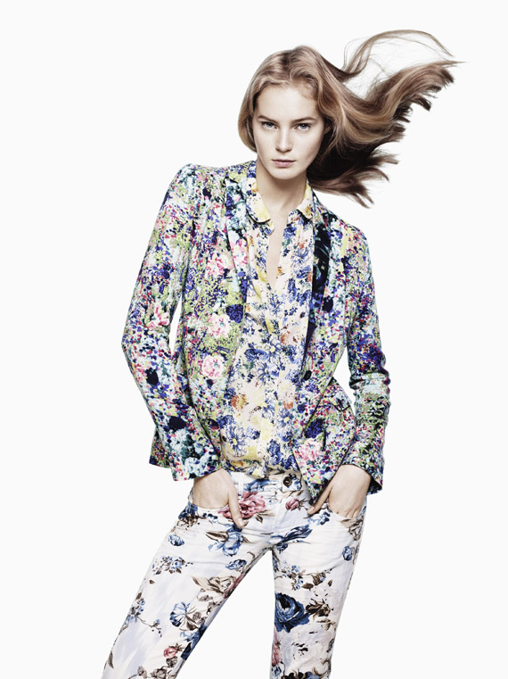 Zara TRF Spring/Summer 2012 Ad Campaign