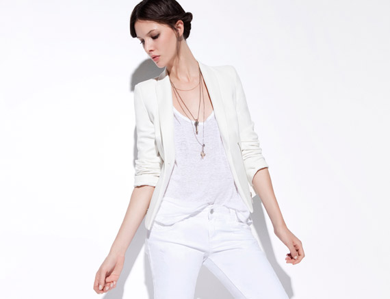 Zara TRF April 2012 Lookbook