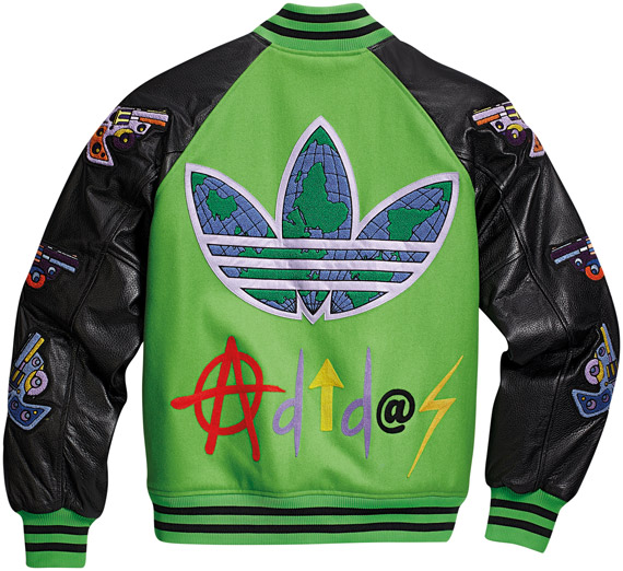 Jeremy Scott x adidas Originals Fall/Winter 2012 Preview