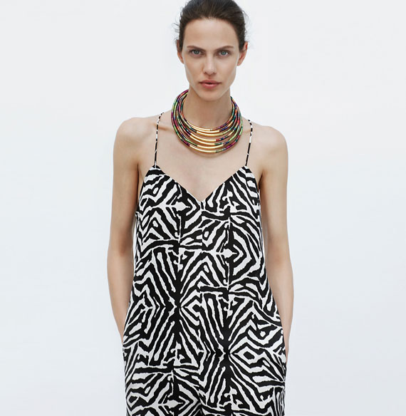 Zara Woman June 2012 Lookbook
