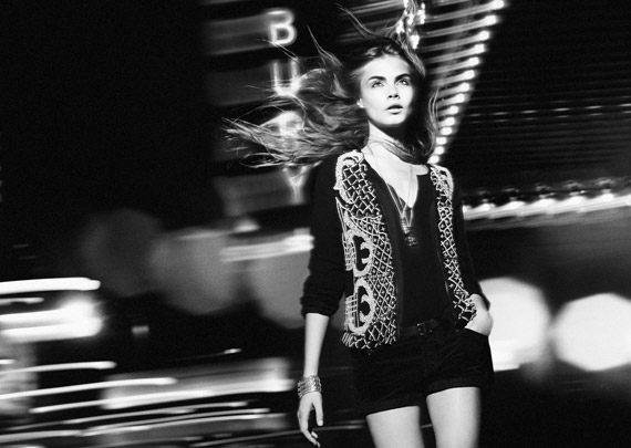 Zara TRF Autumn/Winter 2012 Campaign
