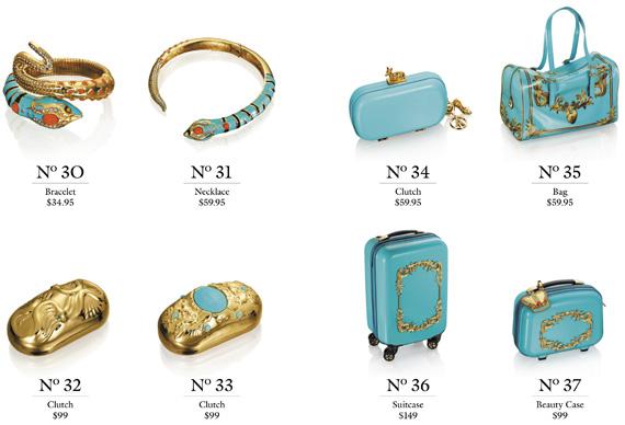 Anna Dello Russo at H&M Lookbook + Price List