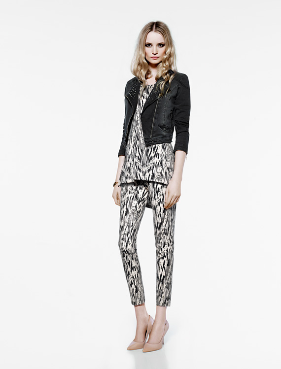 Mango December 2012 Lookbook