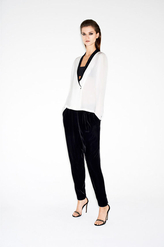 Zara Woman Twelve Lookbook