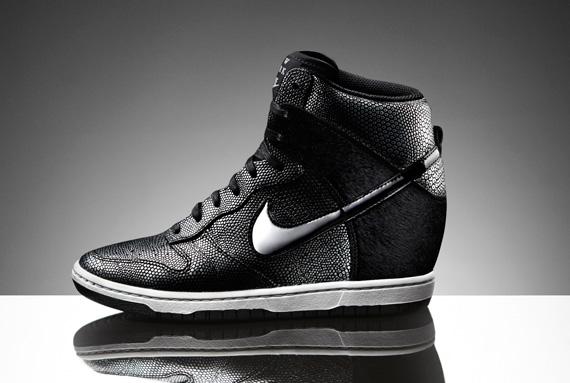 Nike Dunk Sky High City Pack