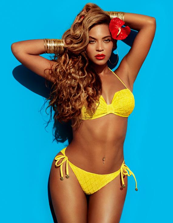 Beyoncé for H&M Summer 2013 Ad Campaign + Video