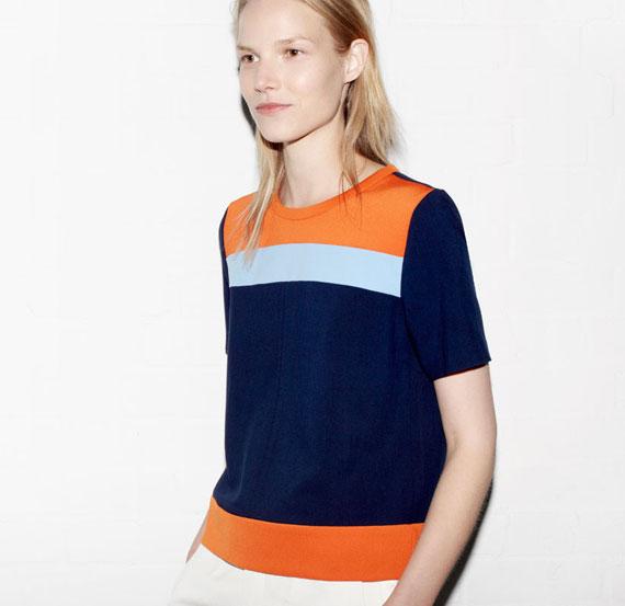Zara Woman May 2013 Lookbook
