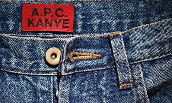 A.P.C. x Kanye West Capsule Collection