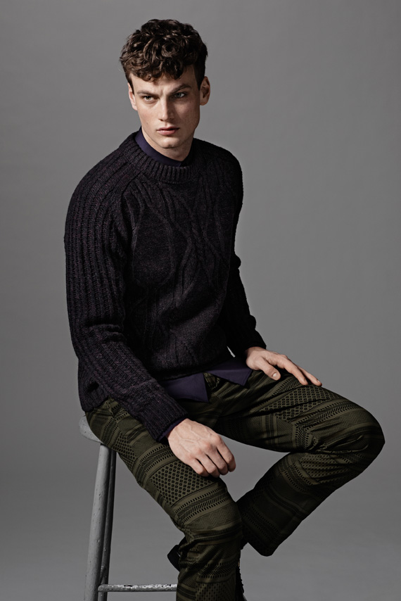 H&M Men Autumn 2013 Lookbook