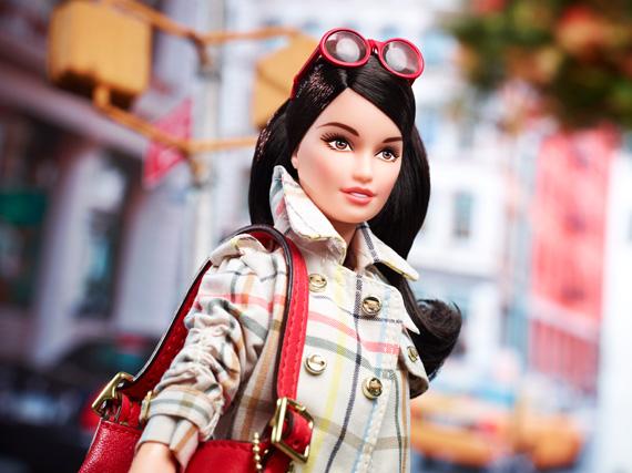 Coach Barbie Revealed...