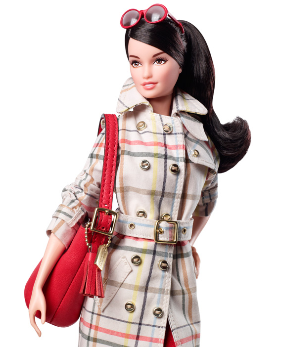 Coach Barbie Revealed...