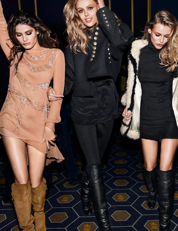 H&M Trend Autumn 2013 Campaign