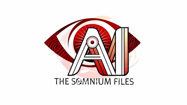 AI The Somnium Files Logo