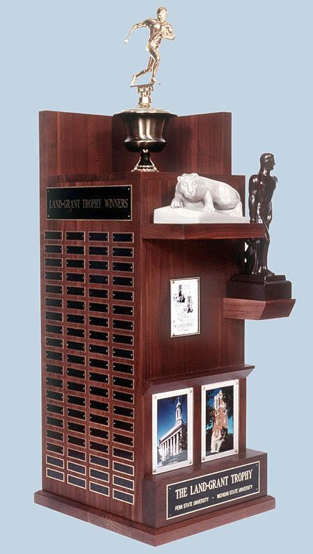 Land Grant Trophy: Michigan State vs. Penn State