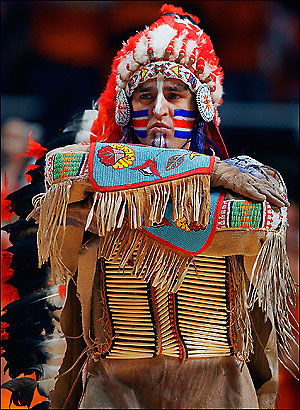 Big Chief Illiniwek