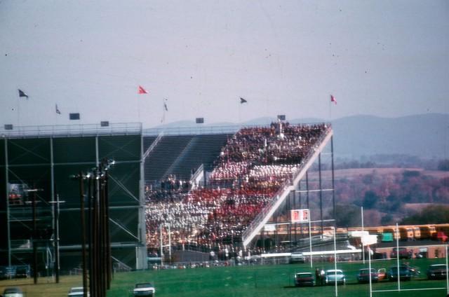 Beaver Stadium from East Halls