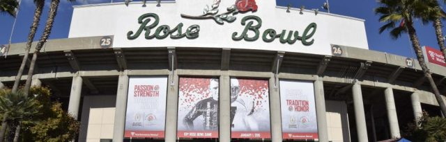 103rd Rose Bowl Game