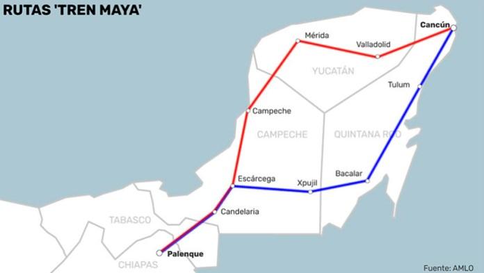 Tren Maya será un proyecto que detone la economía y la cultura maya: Rogelio  Jiménez Pons – Noticias de la Industria Turistica