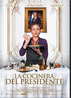 CRÍTICA LA COCINERA DEL PRESIDENTE (2012)