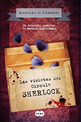 LAS VIOLETAS DEL CÍRCULO SHERLOCK (MONA JACINTA)