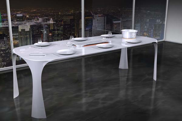 Modern Dining Table Hong Kong