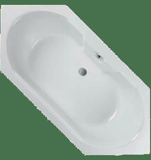 baignoire d angle symetrique ou