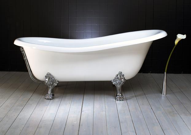 nivault baignoire retro style victorien