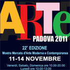ArtePadova 2011 omaggio Artisti