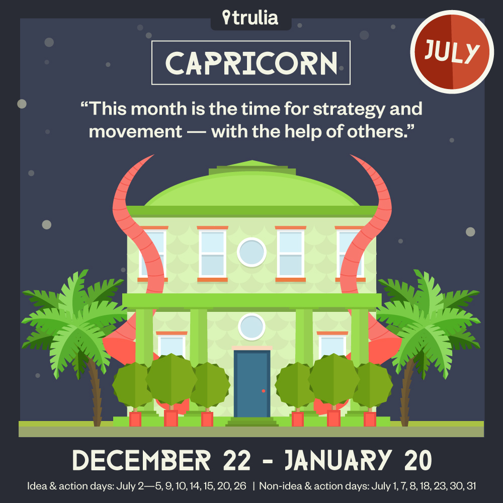 Capricorn Horoscope Trulia