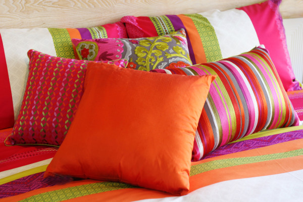 Bright Bedding
