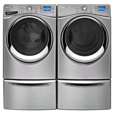 Whirlpool Smart Front Loading Washer Dryer