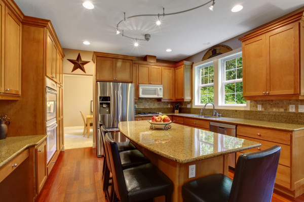 kitchen lighting low ceiling 5 bright ideas for kitchen island lighting conyers realtor 5368
