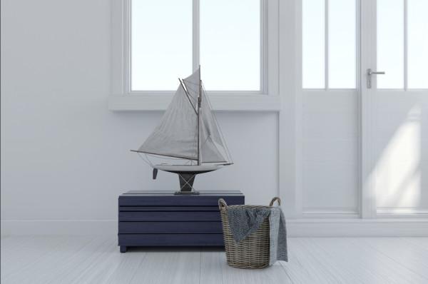 Nautical Decorative Ship