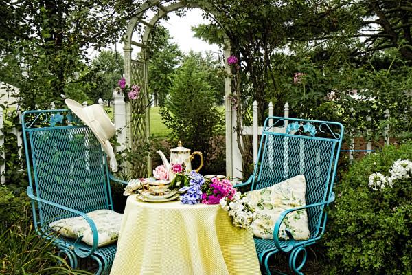 Tea Party Garden