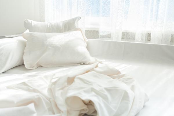 White Cotton Sheets
