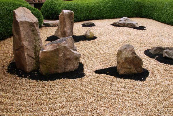 Zen Garden Rocks