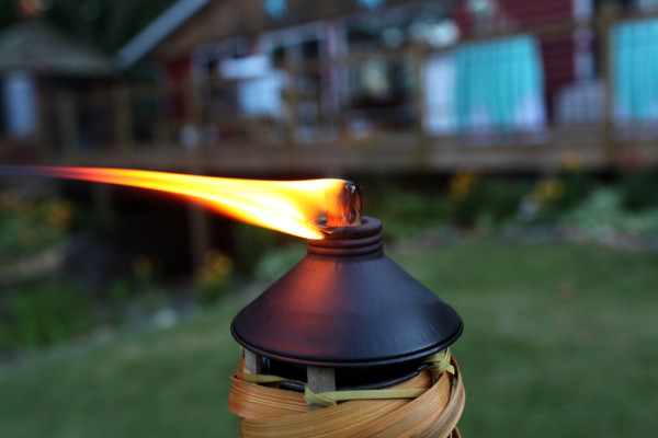 Tiki Torch Light