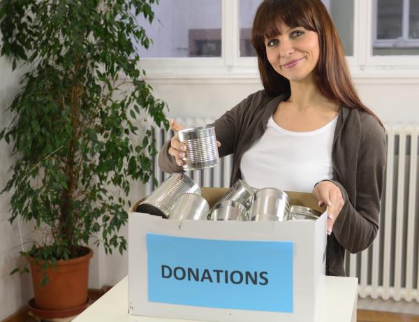 Paint Donation Box