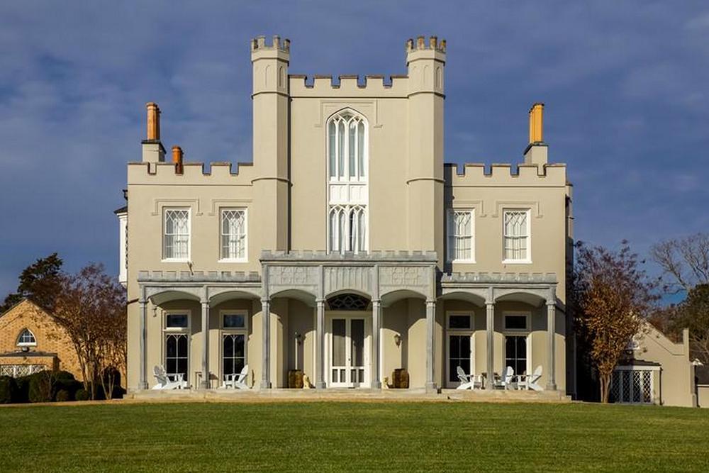 Staunton Hill Front