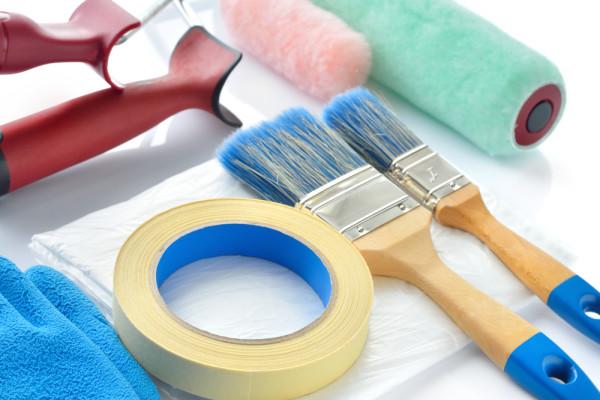 House Paint Supplies