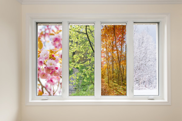 Window Four Seasons