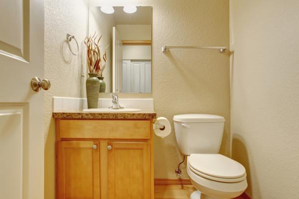 Classic Half Bathroom